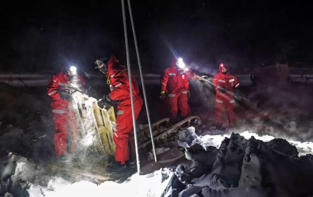 [精彩]海洋资讯(1176) 浮冰开裂,北极漂流计划专家组紧急撤站
