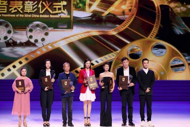 马伊琍姚晨同获金鸡奖提名,同是御姐范代表,这次姚晨造型更霸气_电影