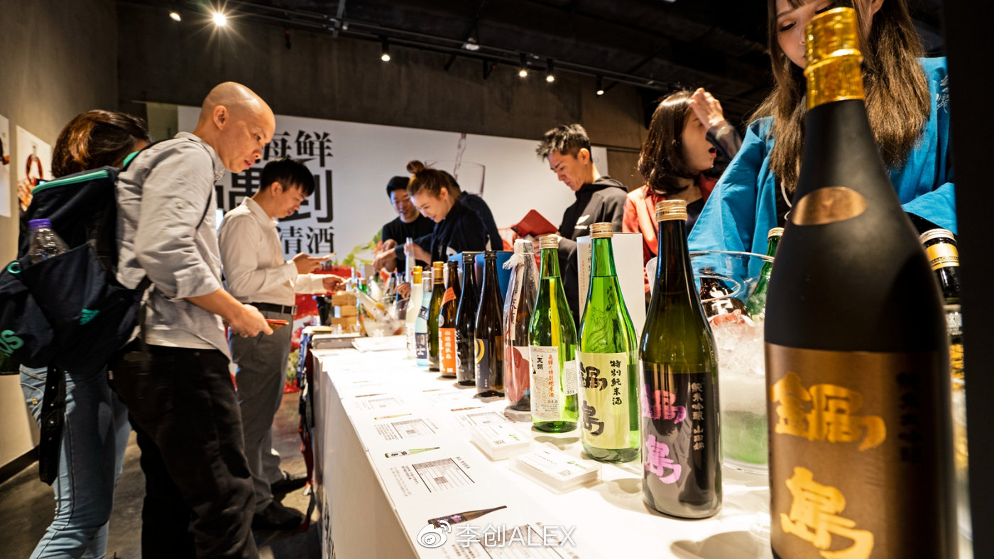 当海鲜邂逅日本清酒,这是什么神仙味道?
