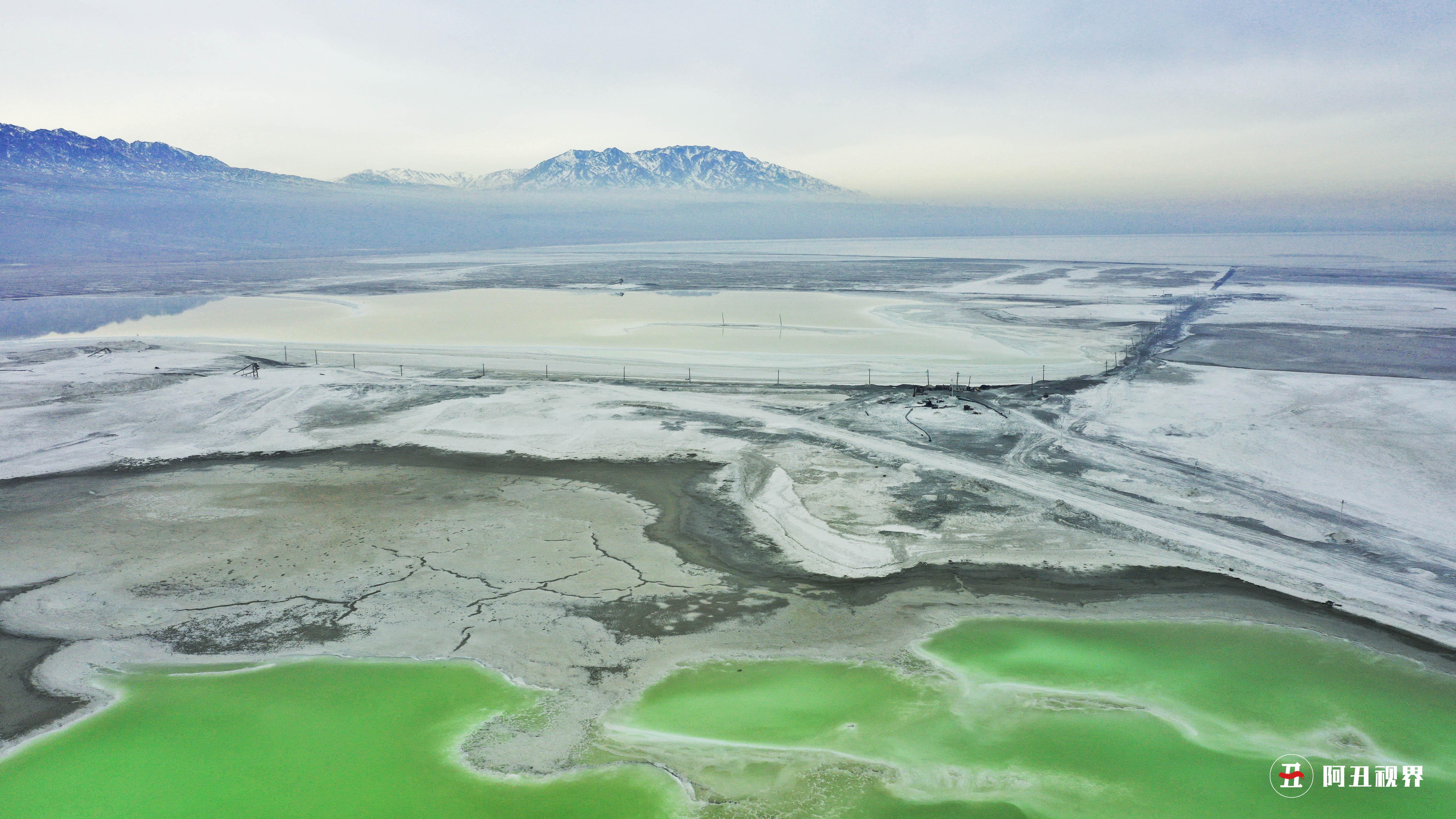 新疆的天空之镜,乌鲁木齐的新晋网红景区——达坂城Guhya盐湖