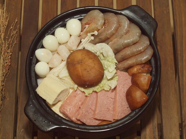 在家也可以做出美美的寿喜锅,而且更适合我们的胃