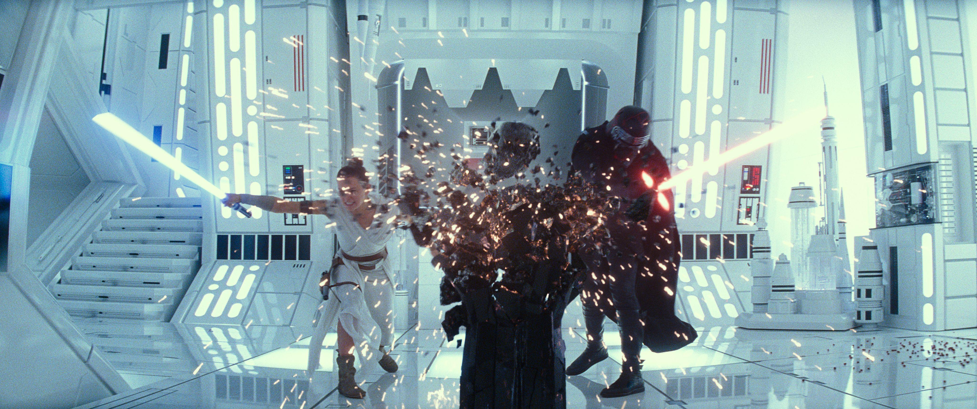 《星战9》同步北美上映还需等消息,此前剧本险些被透露