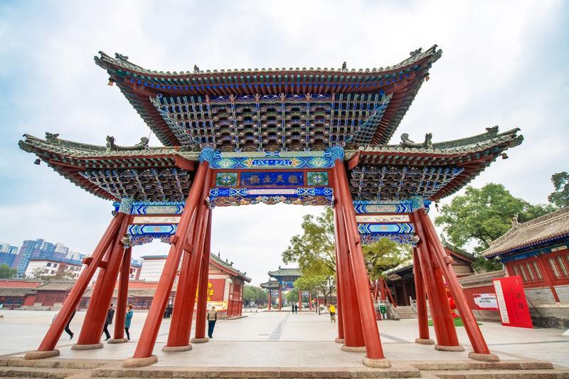 实拍伏羲的故乡,这里是华夏文明的发源地,有超丰富的自然风光!
