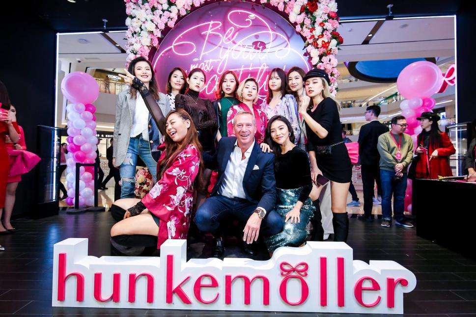 香蔻慕樂正式亮相中國 時尚文化賦能內衣消費新體驗