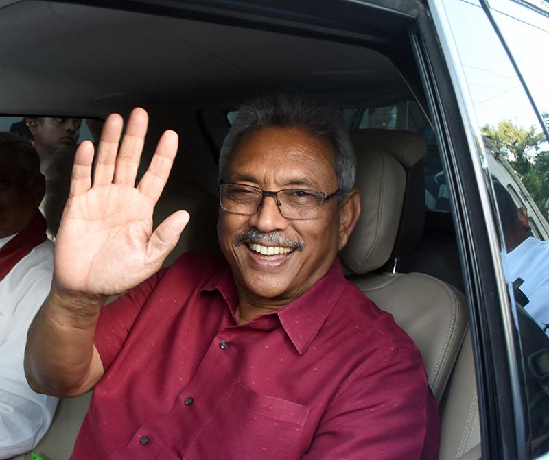 """斯里兰卡新总统将访印:希望成""""中立国家"""",不卷入大国争斗"""