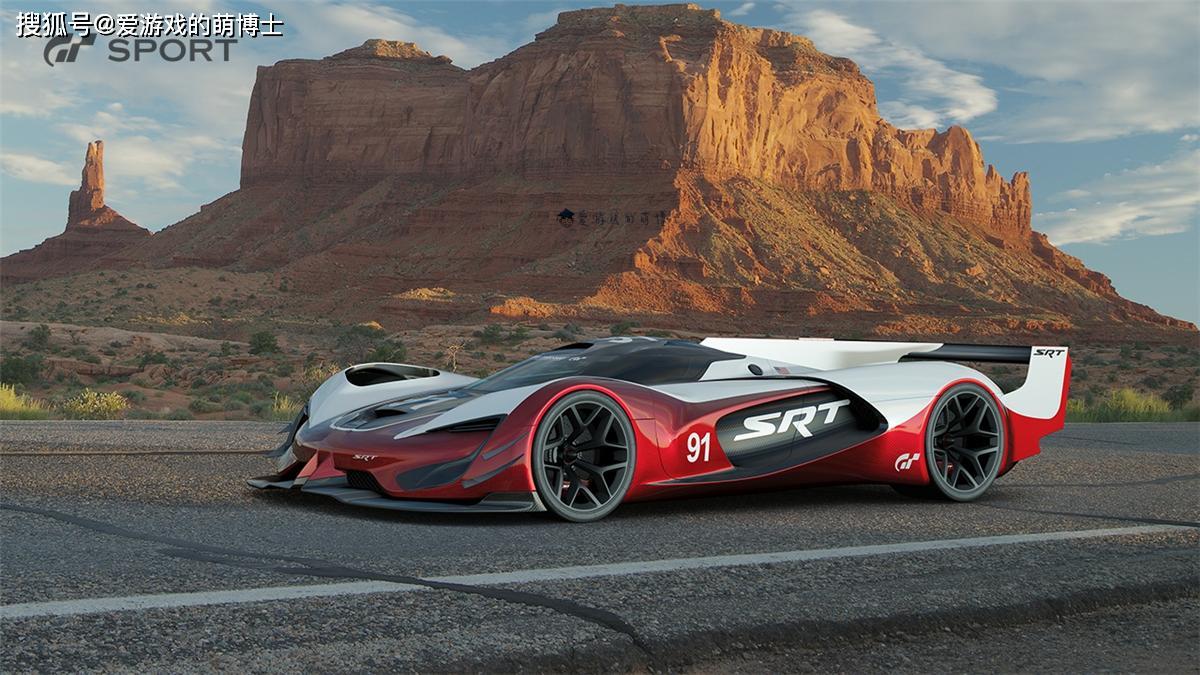 蝙蝠侠的座驾?兰博基尼V12虚拟概念车将加入《GT赛车》
