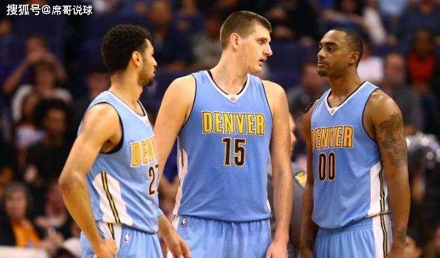 周二302场 NBA推荐:华盛顿奇才 VS 丹佛掘金