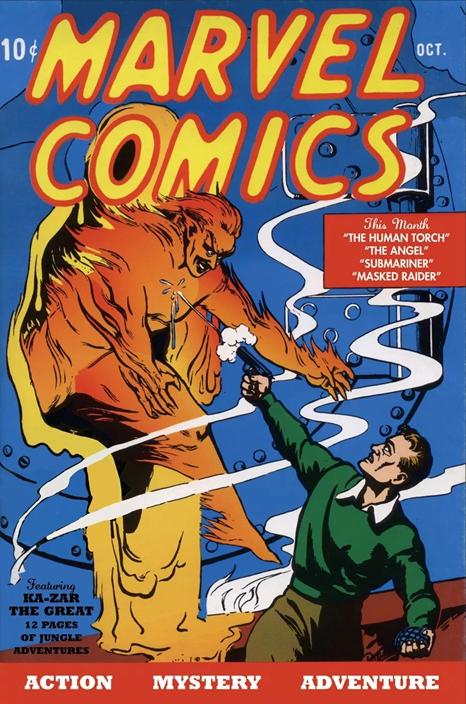 漫画收藏:漫威首期漫画与《丁丁历险记》原作高价拍出