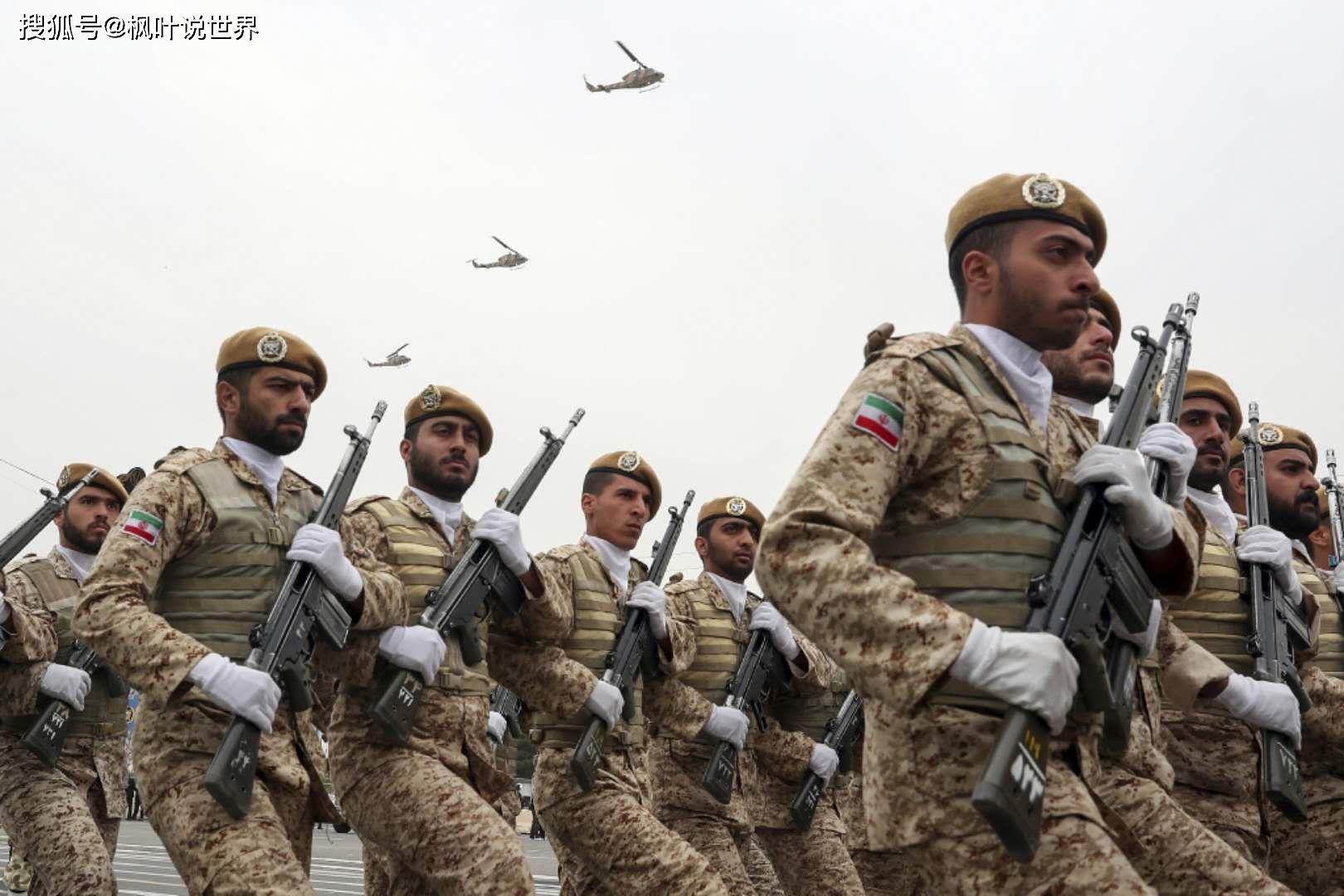 海灣局勢一觸即發,處于守勢的伊朗有沒有可能先發制人_戰爭