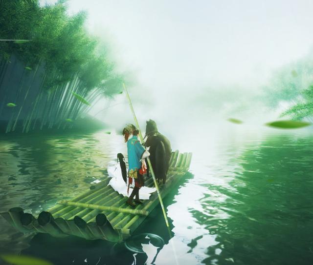 游戏也能诗情画意?这三款游戏让你在游戏中欣赏美的艺术