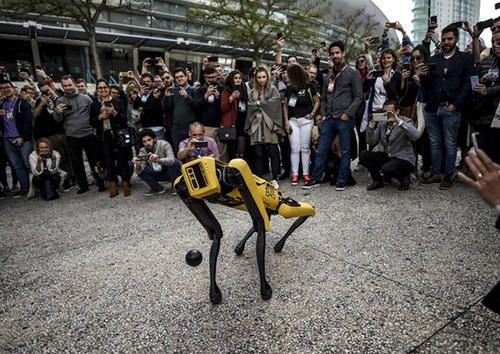 """波士顿动力想要成为""""机器人中的安卓""""?"""