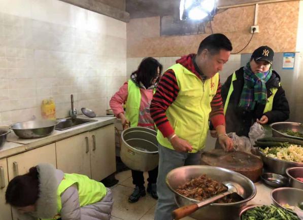 阳光公益爱心联盟走进北京通州启星自闭症学校