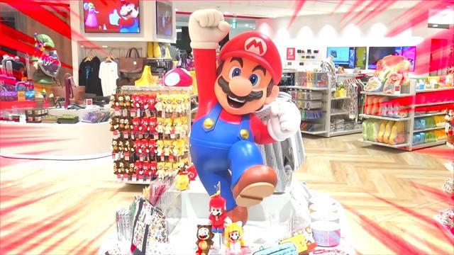 有錢任性,日本粉絲花費14萬人民幣買遍任天堂商店