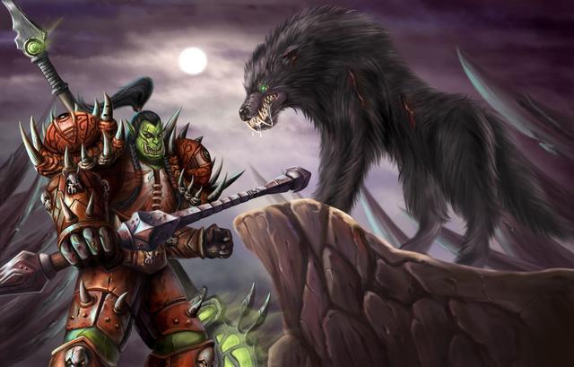 魔獸世界:懷舊服每個種族有六個職業,為何偏偏沒有人類獵人?