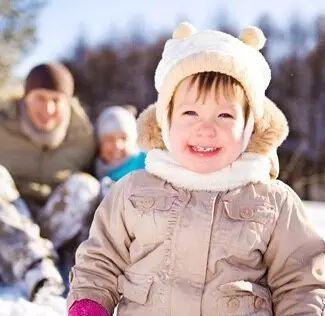 """冬季想讓寶寶更""""耐寒"""",記好這4個要點"""