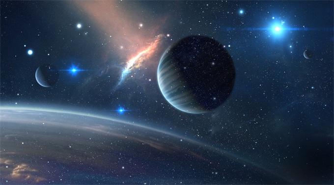 天文奇觀!29日四星連珠天象將上演 西南方低空排成一條直線