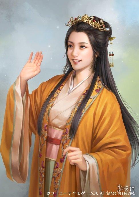 《三国志14》新武将侯氏介绍富家千金公孙瓒之妻