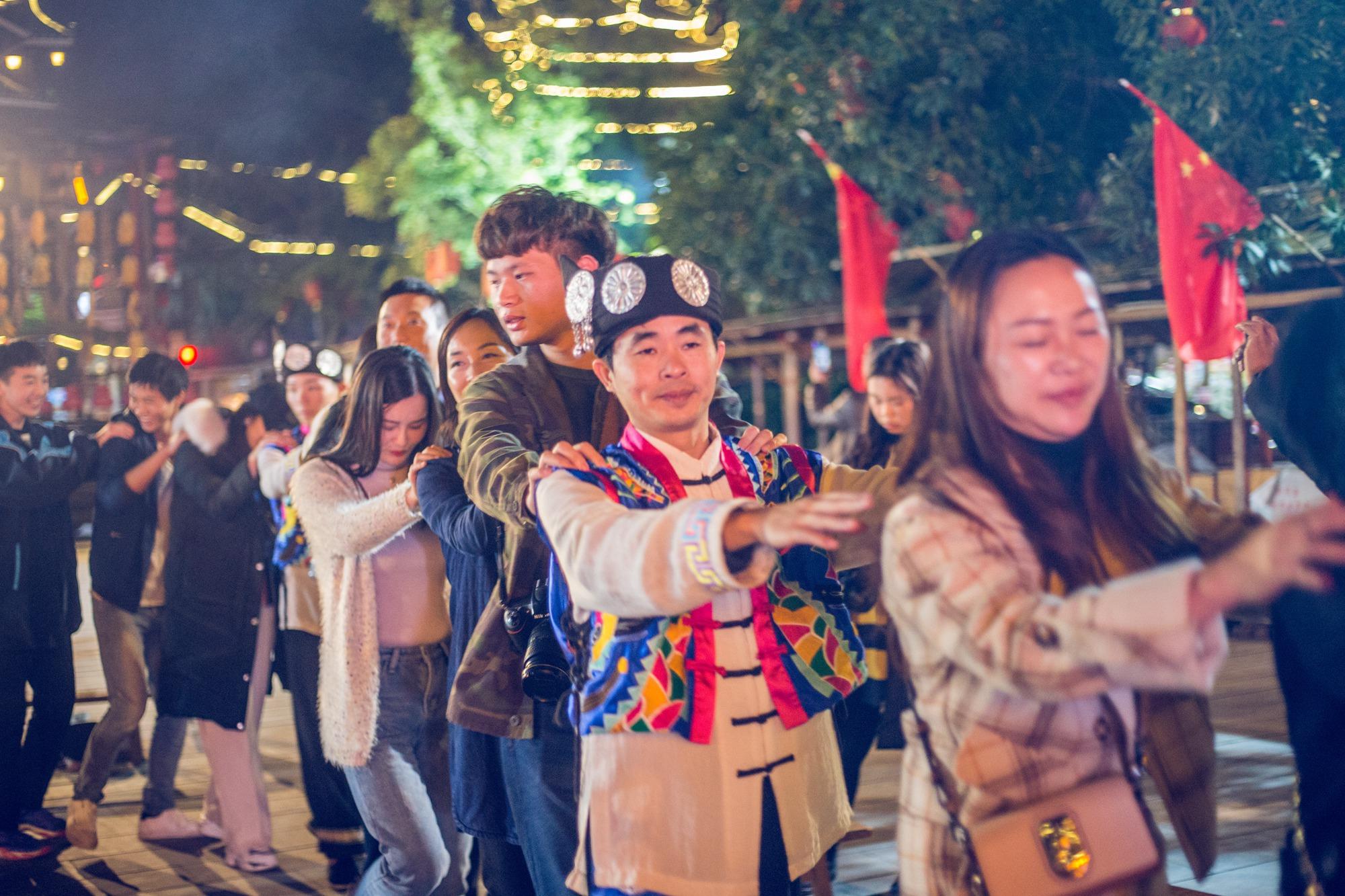 原创             怀化最南的侗族村落,这种敬酒方式却让人望而却步