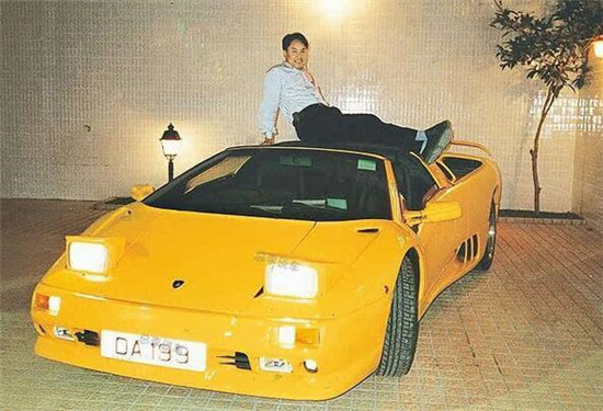 """香港张子强老婆照片_""""世纪贼王""""张子强老照片:图五是他老婆,图十是他被枪决 ..."""