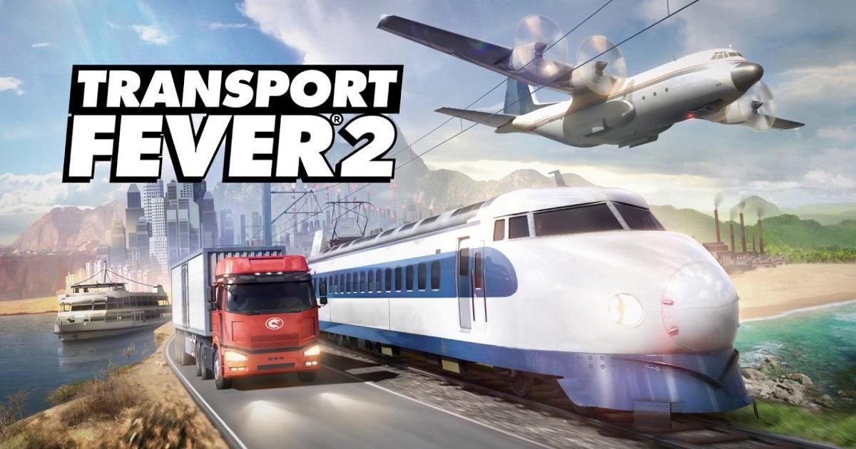 模拟游戏《疯狂运输公司2》公开实机试玩影片_交通