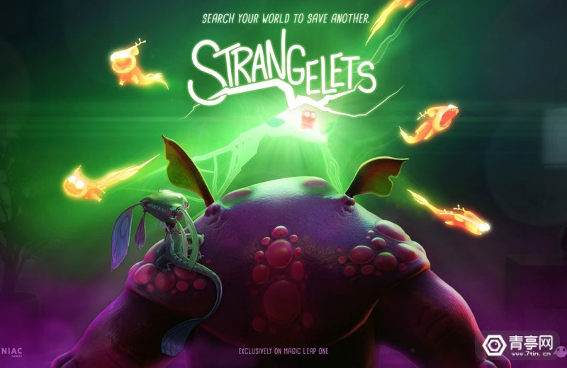 Insomniac推第二款MagicLeap游戏《Strangelets》