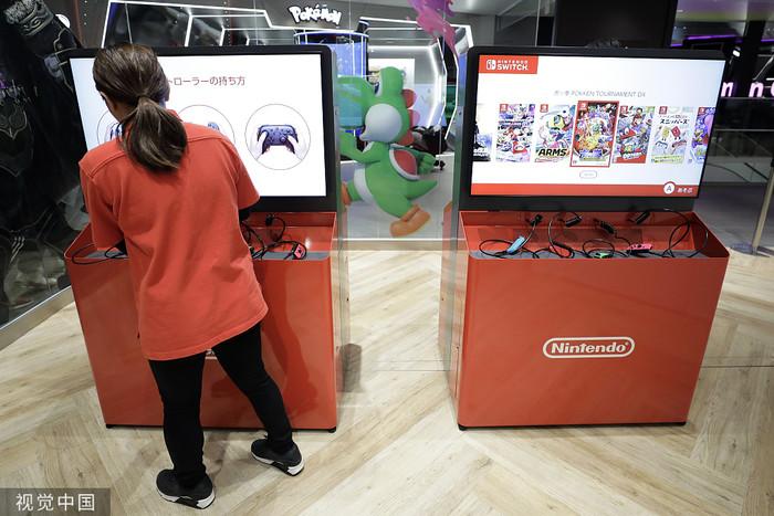 你女朋友都爱玩这几款Switch游戏