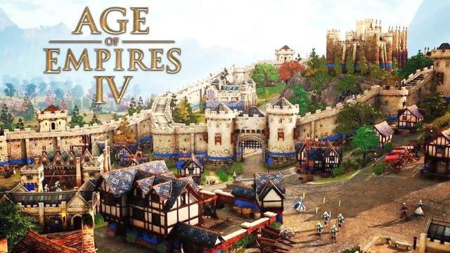微軟大力支持《帝國時代》系列帝國時代4最快明年上市_Shannon