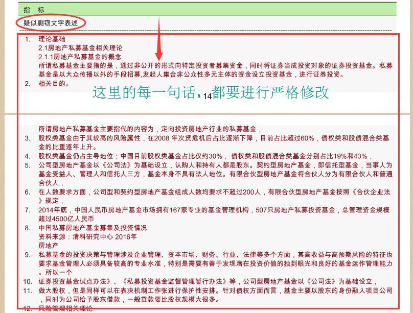 中国知网查重