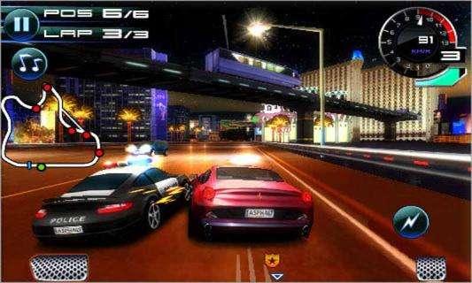 都市赛车5超强完美八种模式攻略