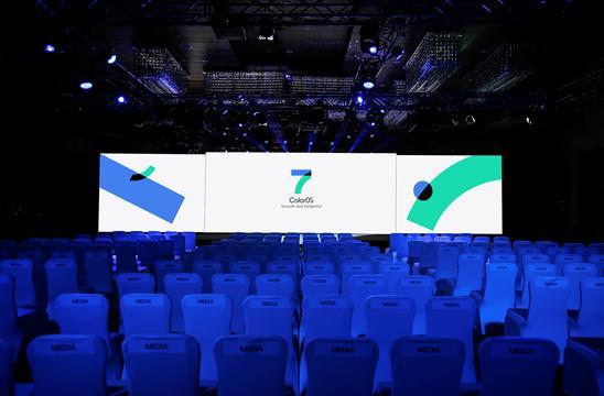 OPPO正加速布局全球智能手机市场,首次举行Co...