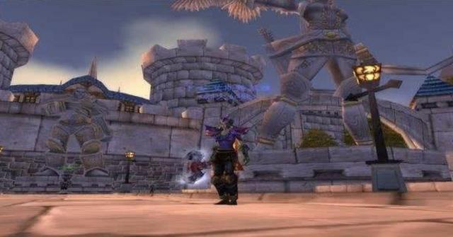 《魔獸世界》懷舊服:藍色裝備也保值,全紫得等大后期
