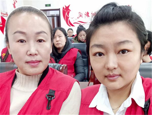 黑龍江安達弘揚志愿服務精神 踐行社會主義核心價值觀宣講活動
