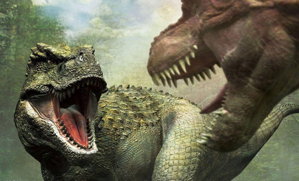 恐龙探索 霸王龙的前世今生