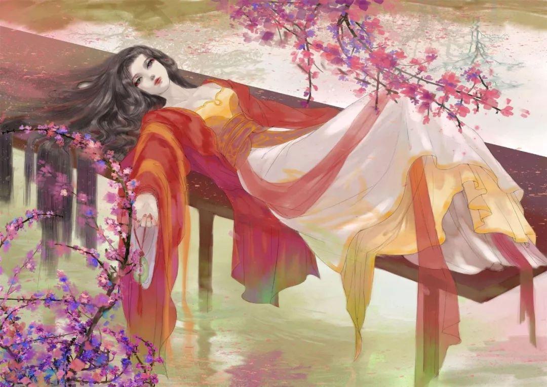 这个春秋公主美而妖,八个男子因她而死,还搭上两个家族一个国家