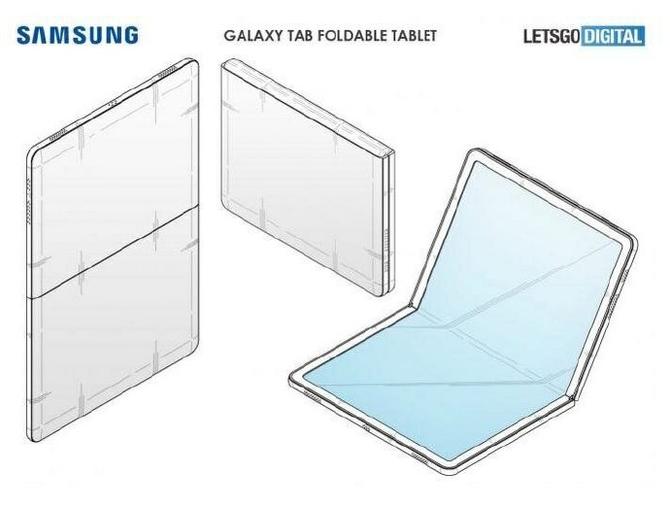 """""""屏廠""""三星又一力作:折疊屏手機OUT?折疊平板來了"""