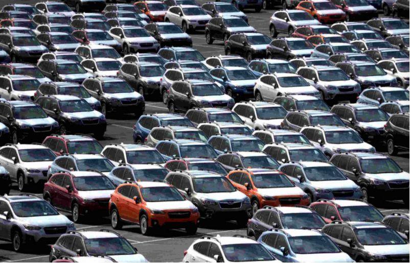 全球车市今年预计下滑300万辆,国内汽车市场背锅