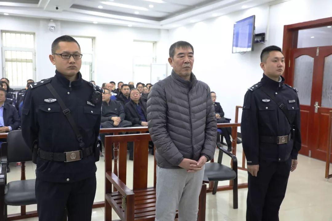 伊春市公安局原局長李偉東受賄案開庭:認罪悔罪,永不翻案