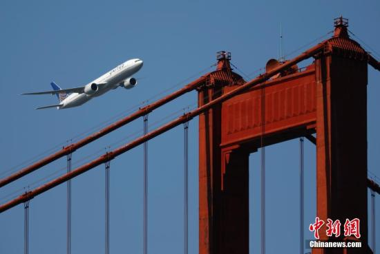 消息人士:波音777X一架客機壓力測試時機身破裂
