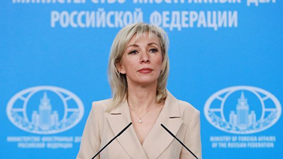 """反兴奋剂机构提议对俄禁赛4年,俄外交部:问题已被""""政治化"""",只为排挤我们_扎哈罗娃"""