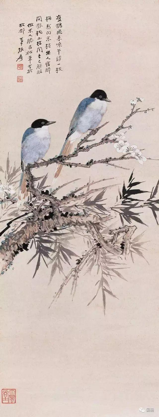 中国画的笔墨、程式、自然
