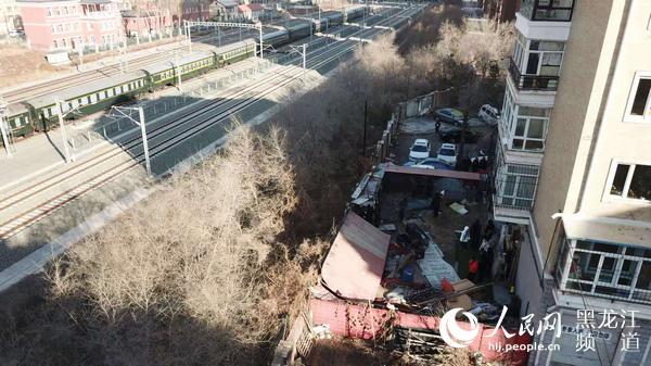 黑龙江省高铁外部环境集中整治工作有序推进 千余问题已整改过半