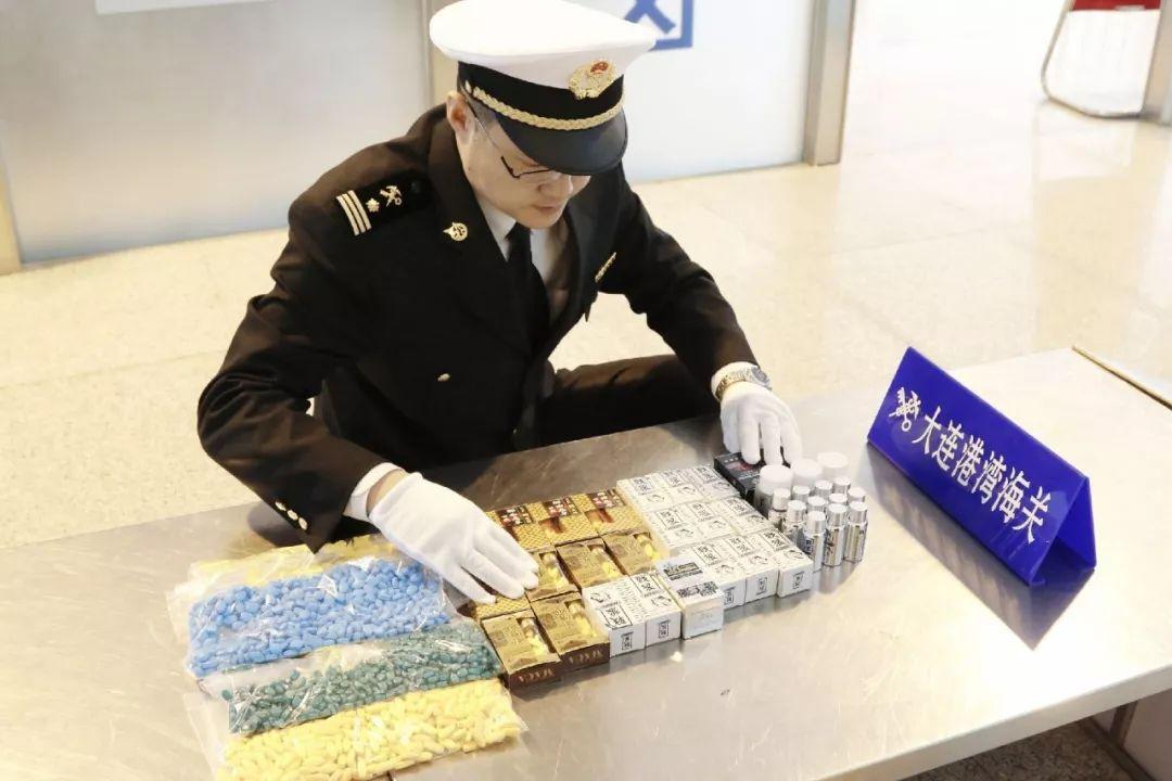 """事發大連!一出境旅客行李中竟帶了729粒""""偉哥""""…"""