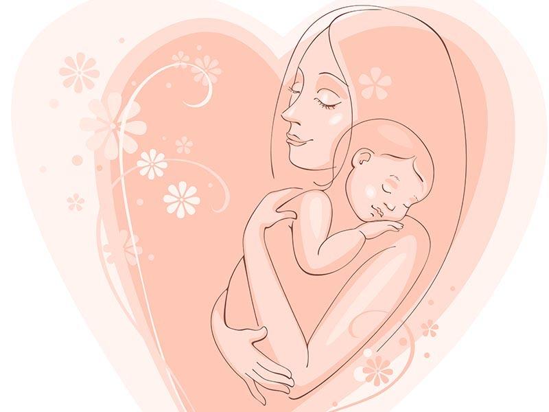 妈妈产后4检查,照顾宝宝之余也要留心自己
