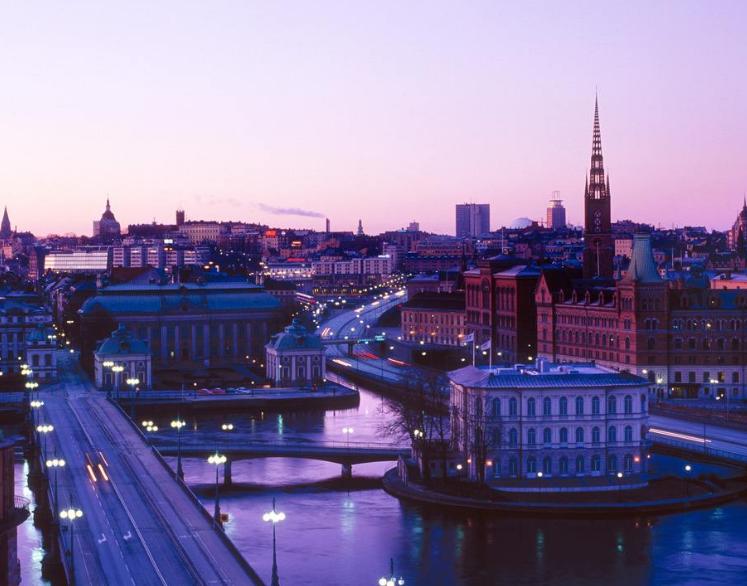 瑞典人均gdp_全世界哪里最容易赚钱 最适宜经商的国家和地区