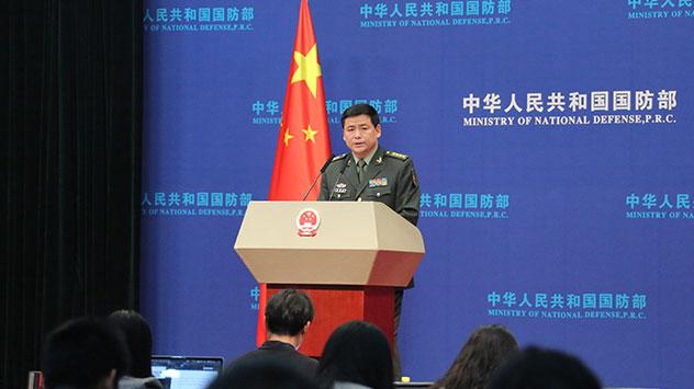 国防部:中国致力于使网络空间成为造福全人类的新疆域,而不是新战场_任国强