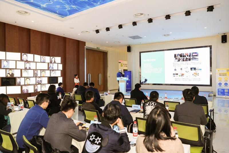 聚焦数字经济 钱塘新区清科项目工场CITY DEMO城市路演杭州站举行