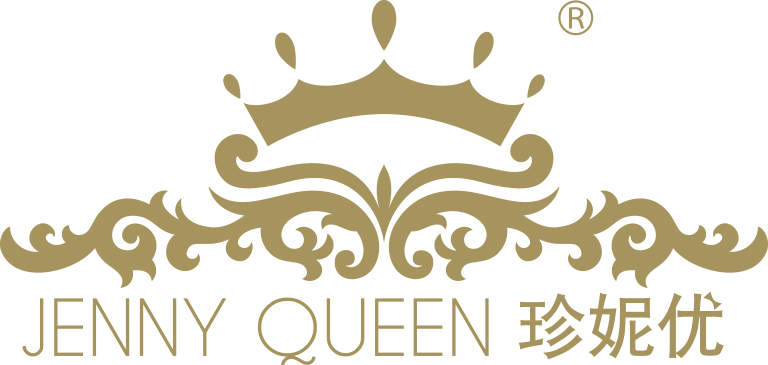 珍妮优品牌logo