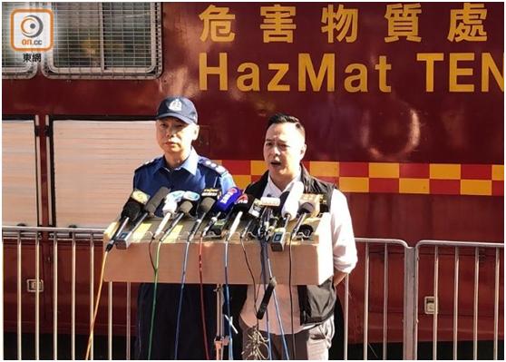 香港理大搜證基本結束,港警重申對暴力及犯罪零容忍