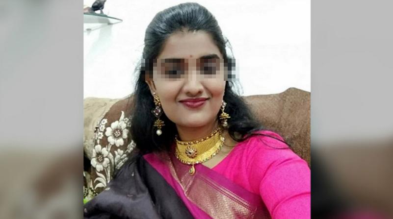 她深夜被杀害焚尸,震惊全印度