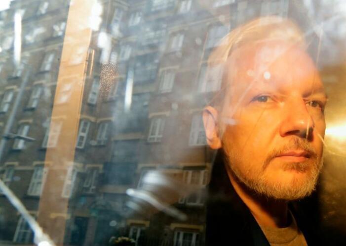 """联合国报告员斥英美""""迫害""""阿桑奇:他将消失在监狱_尼尔斯·梅尔泽"""